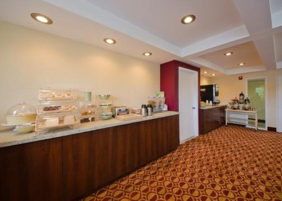 Econo Lodge Busch Gardens: Breakfast