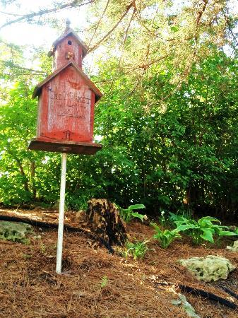 Bird House at The Old Market Deli