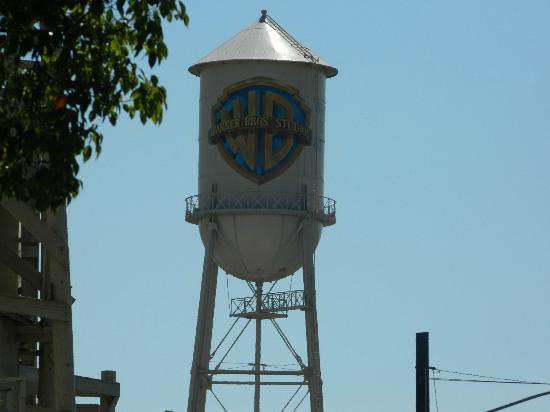 The iconic water tower (Animaniacs!) - Picture of Warner ...