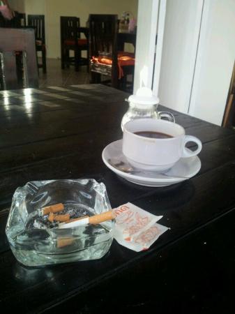 The Dutchman Hua Hin: Fresh coffee