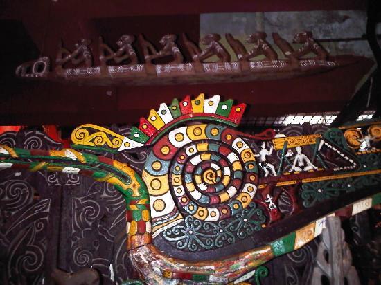 The Secret Sanctuary Boutique Cottage : Borneo spiritual art