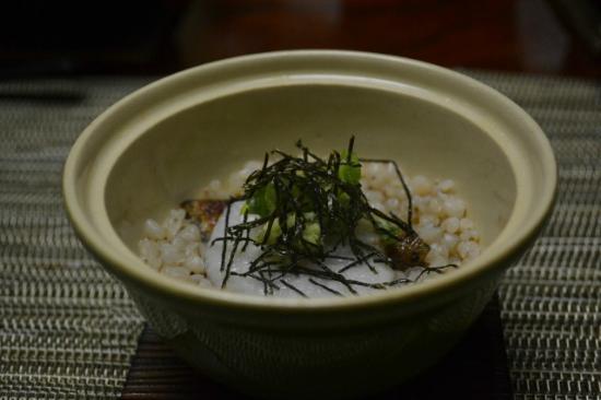 Taichonomori : 蕎麦蒸しもの