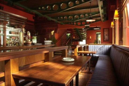 Park Hotel Pelikan: restaurant