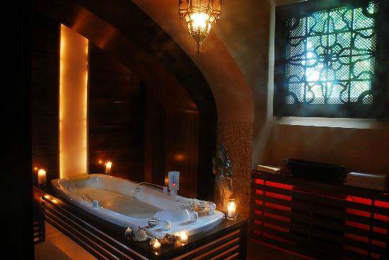 Park Hotel Pelikan: aroma bath