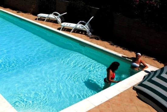 Hotel Semifonte: Swimming pool
