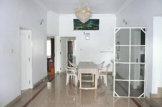Chackupurakal: ingresso camere al primo piano