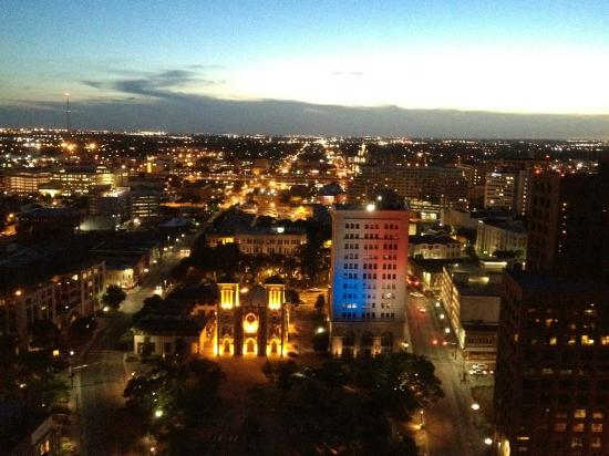 View From Rooftop Pool Area Picture Of Drury Plaza Hotel