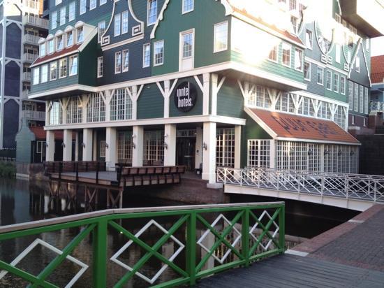 Esterno2 Picture Of Inntel Hotels Amsterdam Zaandam