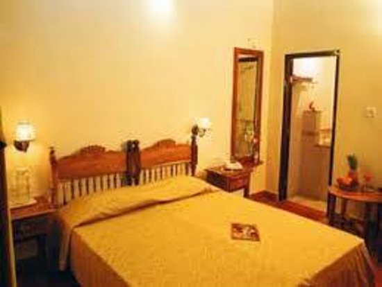 Sreekrishna Ayurveda Centre: cottage room