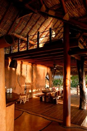 Casa Viva Troncones : Common Area Dinning Room