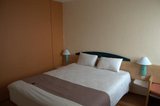 Ibis Berlin Messe : Bed