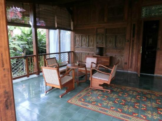 Jadul Village Resort & Spa: Room front
