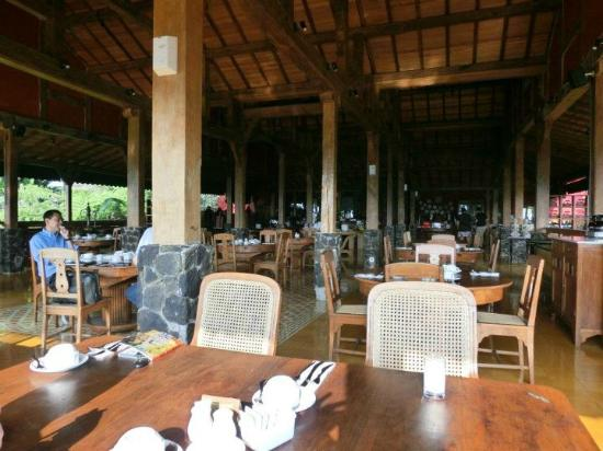 Adarapura Resort & Spa: Restaurant