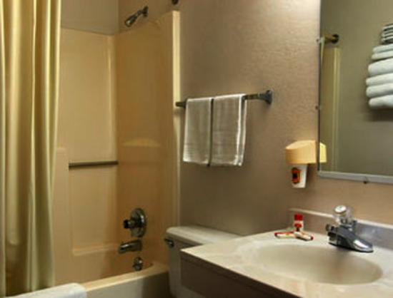 Super 8 Wayne: Bathroom