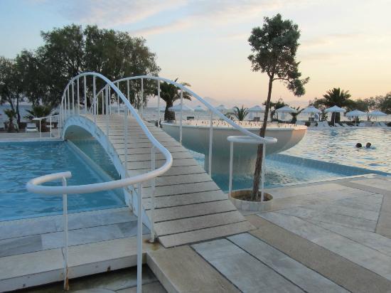 Hotel Poseidon Resort: Πισίνα