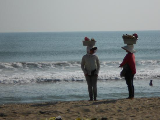 Homestay Bali Starling: strand