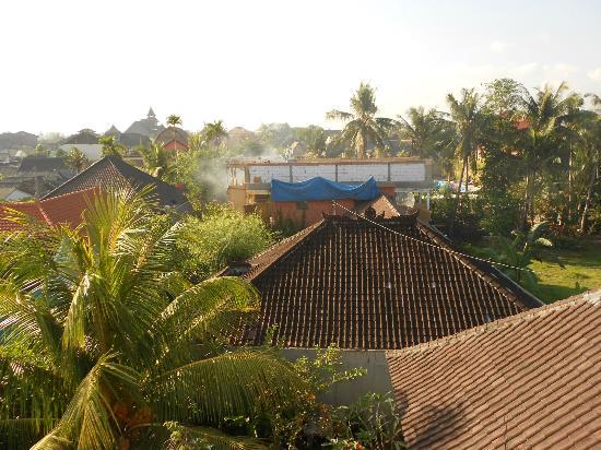 Homestay Bali Starling: een uitzicht lounge