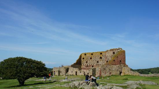 Hammershus : A bright history