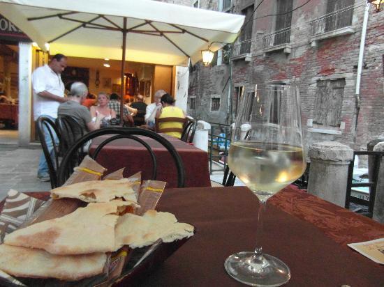 La Rivetta: très bon vin