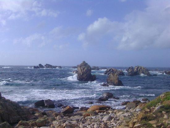 Ile d'Ouessant: Pointe de Pern