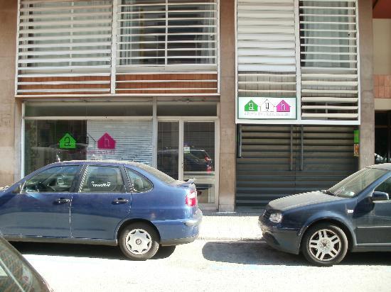 Pars Teatro Hostel: Entrance 