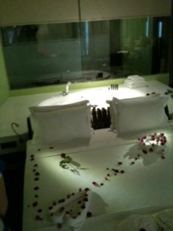 Kuum Hotel & Spa: Odadan görüntü