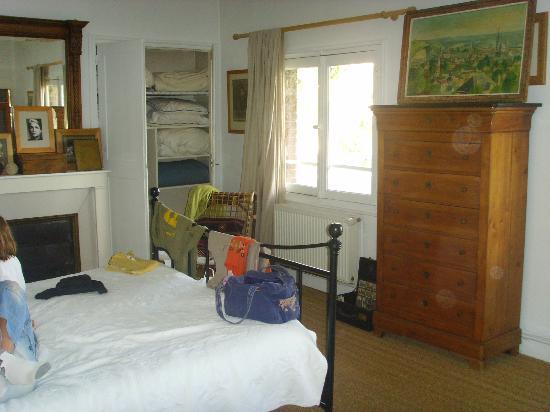 Chambres Avec Vue : La nostra camera
