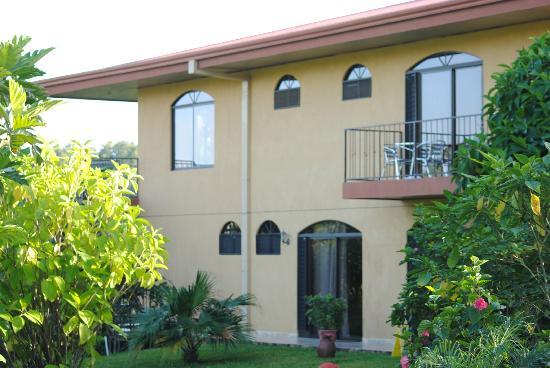 Vista Linda Montaña: Seitenansicht des Hotels