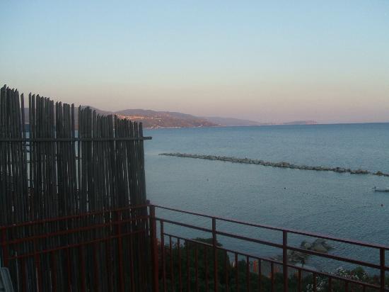 vista camera Hotel La Vela