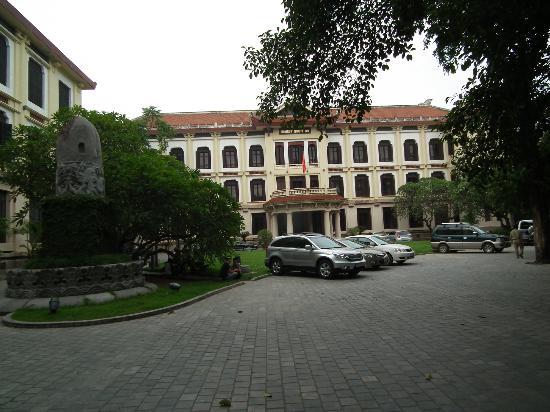 Kunstmuseum (Bảo tàng Mỹ thuật Việt Nam): Museum