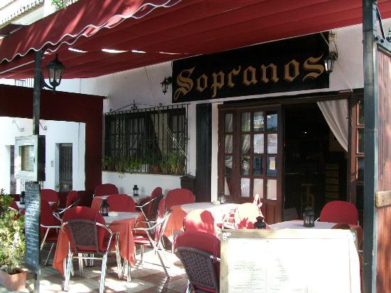Sopranos Restaurant