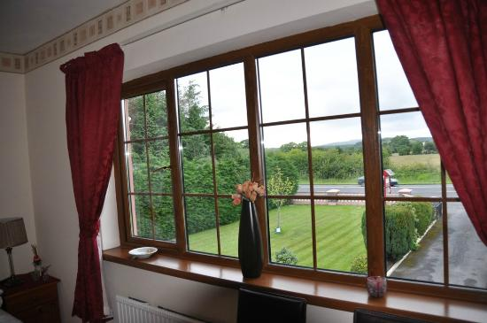 Windermere House: Trebäddsrumet, utsikt