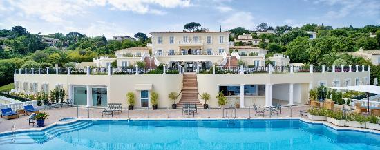 Villa Belrose Hotel : Façade