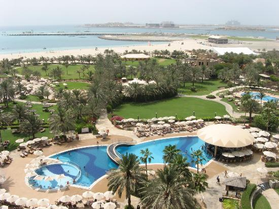 Le Royal Meridien Beach Resort & Spa: widok z pokoju w dzień
