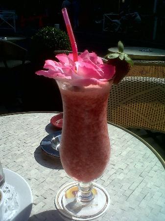 Le Crystal : Daïquiri fraise..