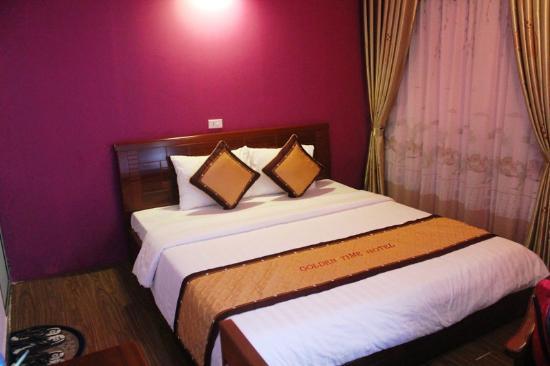 Golden Time Hostel: Bed