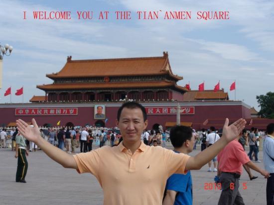 David的北京一日游