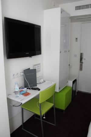 BEST WESTERN Le Montparnasse: la nostra camera, non manca proprio niente
