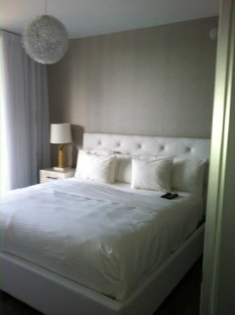 Boulan South Beach: Bed
