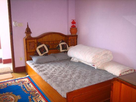 Catsun Guest House: une des chambres
