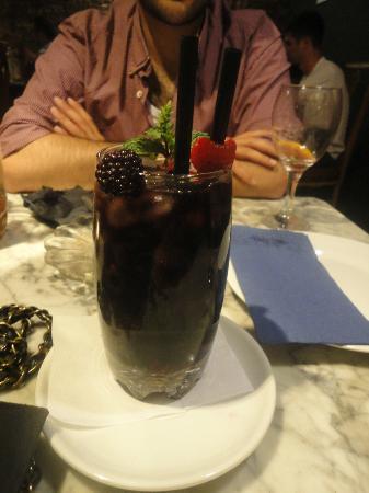 Cera 23: blackberry mojito