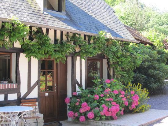 Le Grand Clos de Saint Martin : La chambre Cabourg