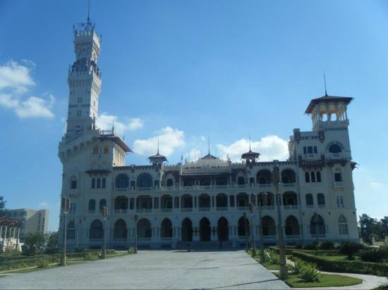 El-Salamlek Palace : La residenza!!!