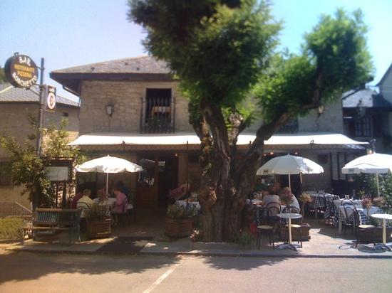 Sestola, Włochy: ristorante boschetto