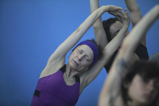 Asheville Yoga Center : many students have been coming to AYC since the 90s