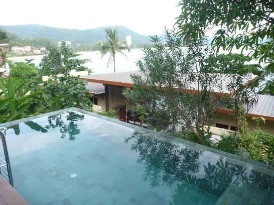 Centara Villas Phuket: the pool villa