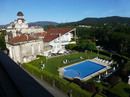 Balneario de Mondariz: HOTEL