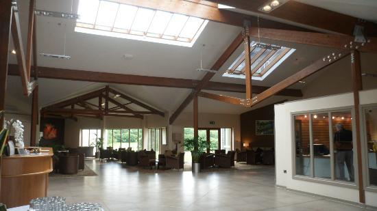 Lanhydrock Hotel and Golf Club : Reception