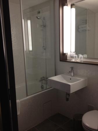 Hotel Le Gayant : salle de bain