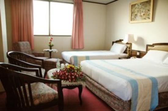 Grande Ville Hotel: Guest room 4